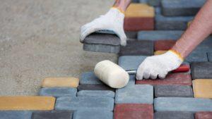 Советы при укладке тротуарной плитки